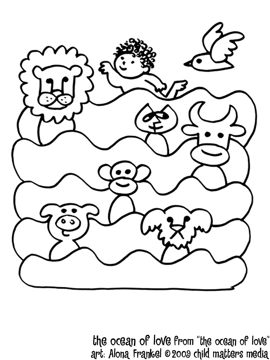 sea plankton coloring pages - photo#34